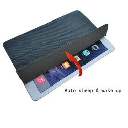 For ipad 6 fashion and hot sell wholesale tablet case with auto sleep function