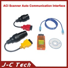 2015 Newest Professional ACI Scanner Auto Communication Interface ACI Supported English/Germany/Spanish by Fast Shipping