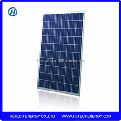 The lowest poly 230w solar panel price from China supplier