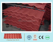 asphalt material stone coated roofing