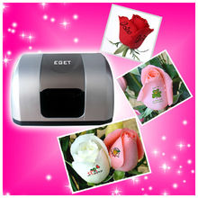 Newest Flower Printing machine with CE and FCC