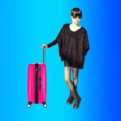 OEM hot suitcase maleta bag luggage for Europe, China Brand Customize Factory