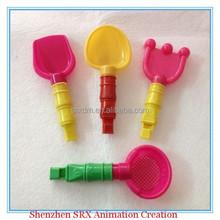 OEM sand pit tools spade rake sieve beach play set summer toys,wholesale OEM sand summer toys tools,plastic OEM summer toys tool