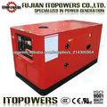 100kva/80kw Xichai motor del generador diesel tipo silencioso para el sistema energe hecho en Fuzhou Fujian, China!