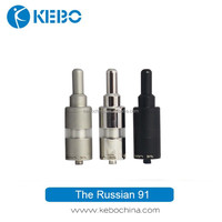New Design Russian 91 V2 Atomizer The russian 91% 2.0 in stock