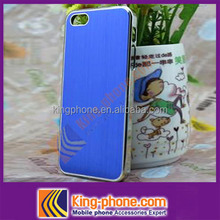 For iphone 5 aluminum shell, cellphone shell for iphone
