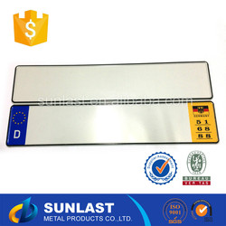 Sunlast India size car license plate, India high security number plate, india HSRP plate, Hindu high security plate OEM605