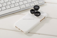 iZZi Slim for iPhone 5/5s Camera Case with 4-in-1 Lens Solution