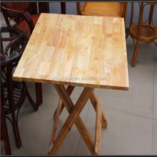 cheap outdoor wooden table folding camping best price with high quality