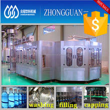 High Quality Washing Filling Capping 3 in 1 Machine For Drinking Water
