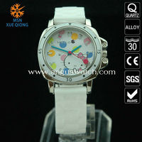 2013 new fashion hello kity watch,top selling products 2012 gifts