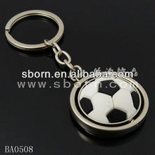 wholesale souvenir Basketball/Football keychain