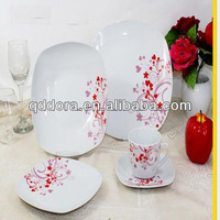 exclusive dinner set,color exclusive dinner set