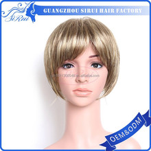 Quality guaranteed japanese kanekalon high tempreture synthetic fiber high quality two, drag queens wig, synthetic hairs