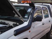 Toyota Hilux 97-05 4x4 Car Snorkel kit (Diesel Model) 167 series Raised Air Intake Air Ram