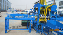 (ISO9001)Full-automatic block production QTY3-20 cement/concrete/fly ash,/sand/stone brick making machine