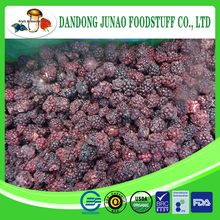 Chinese frozen blackberry B garde for jam