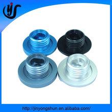 CNC metal shop high precision cnc machining service aluminum turning machine screw