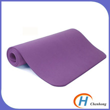 Folding Round Rubber NBR Yoga Mat Factroy Supply