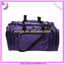 China cheap high quality foldable duffle sports Travel Bag for men