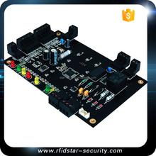 TCP/IP RS485 Keypad pincode fingerprint Time attendance Access Controller/fingerprint access control