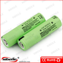 CGR18650CG 3.7V 2250mah 18650 battery for ecig 18650 li-ion battery