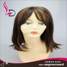 brazilian human hair wig lace front wig mono wig