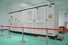 Variable frequency 3-phase ac drive for coal pulverizer