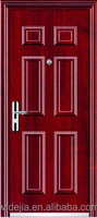 modern house fireproof door steel security door