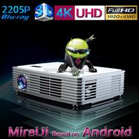 Cheapest Mini Portable Projector / Small Video Projector / Mini Bluetooth Projector