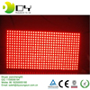 high quality waterproof P10 single color red led display module
