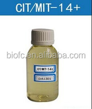 Non oxidizing bactericide for water treatment in industrial area