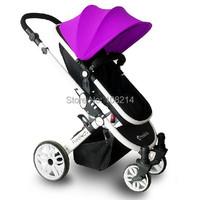 Популярные милые детские прогулочные коляски и розничная маленький складной коляски, легкие и комфортные новорожденных багги