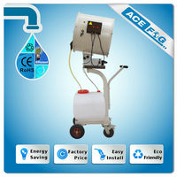 General Industrial Equipment Hand Push Type Centrifugal Mist Fan For Textile Industry