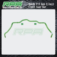 Racing Vehicle Chassis Parts for Honda Fit Gen 2 Jazz Front Sway Bar