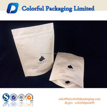 High Grade 500g Dry fruit Stand Up Packing Bag With Beautiful Print&Zipper& Tear Notch