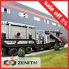 Zenith mining impact crusher series mobile crushing plant