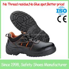 vasta di sicurezza in acciaio toe cap scarpe di sicurezza scarpe sf8221
