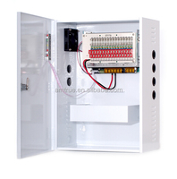 Hot Selling AC to DC 240W 12V 20A 16Channel CCTV Camera power Supply