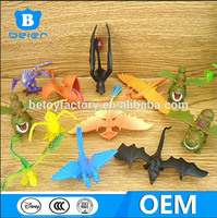 OEM various of flying dragon toy, wholesale rubber toy dragon