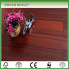 Okan Carbon red color Flat Solid Wood Flooring