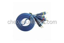 3 rca to 3 rca cable jvc cable