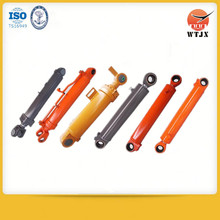 Crane hydraulic cylinder used in construction