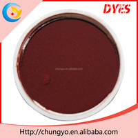 Disperse Dyes Red 54 Disperse Dyestuff for Polyester Fabric Dyestuff for Polyester