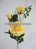 manufacturer stem silk plastic flower