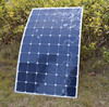 Monocrystalline flexible sun power solar panel, marine solar panel