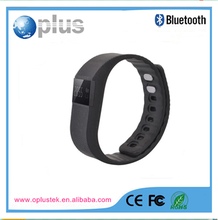 new bluetooth smart bracelet , bluetooth smart wristband , smart band with pedometer function