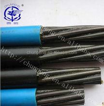 The filled epoxy coating steel strand for bridge