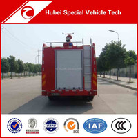 Dongfeng led light bar fire truck for sale