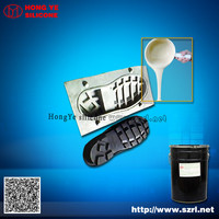 Best quality Shoe sole molding RTV silicone